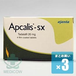 アプカリスSX 20mg 12錠