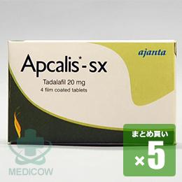 アプカリスSX 20mg 20錠