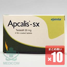 アプカリスSX 20mg 40錠
