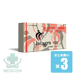 インタグラ 100mg 12錠